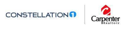 Constellation1 Carpenter Realtor logos
